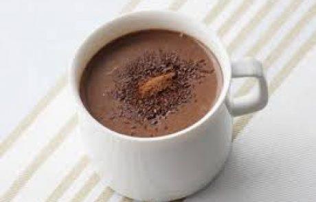 משקה שוקולד אנרגטי